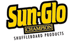 Sun Glo Corp. - SunGlo shuffleboard wax – We manufacture & distribute all types of shuffleboard supplies.